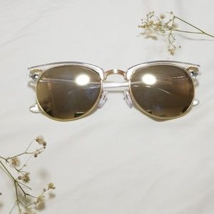 H&M Clear Sunglasses
